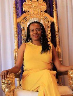 Tabitha Queen Chair